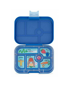 Yumbox 6 rum Original / True Blue