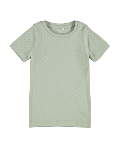 name it VITTE T-shirt  ss21/ Desert sage