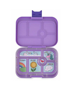Yumbox 6 rum Original/ Dreamy Purple