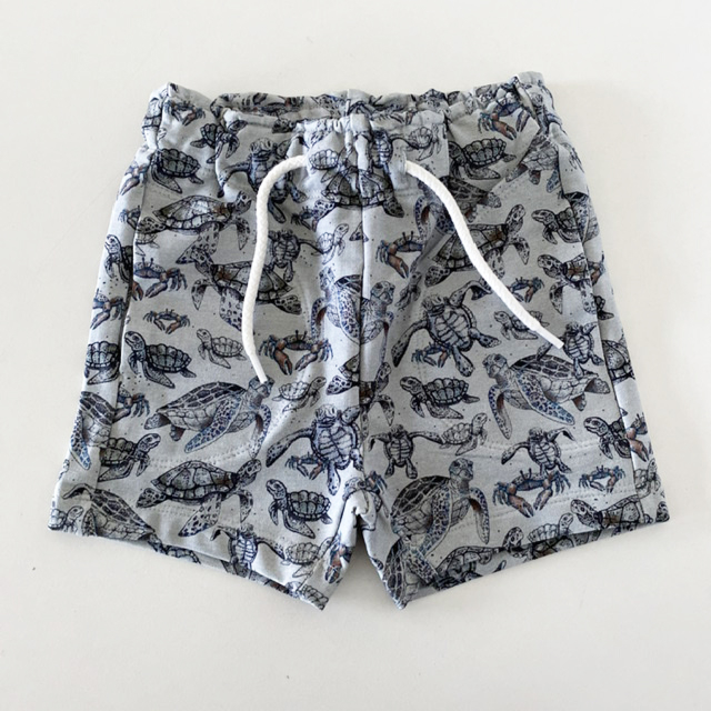 name it NOHR sweat Shorts / Pearl blue
