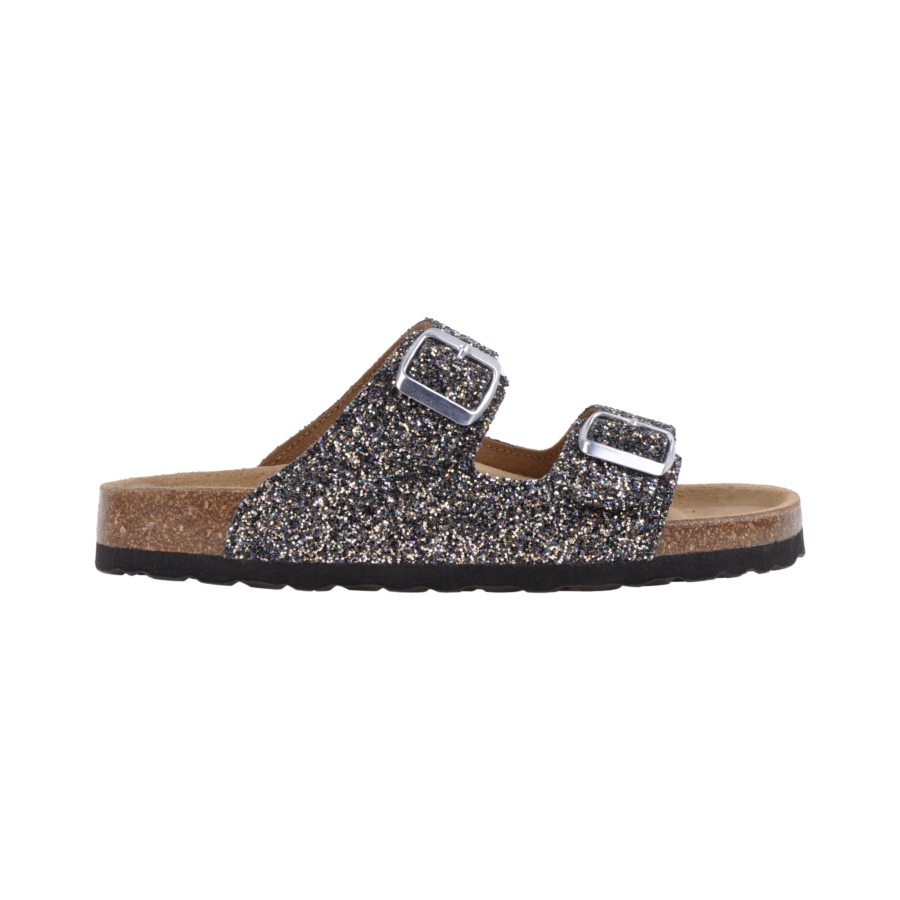 Sofie Schnoor sandal with shimmer / Cobber